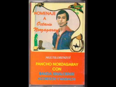 pancho norzagaray ~ el toro gacho y merced ~ cassette