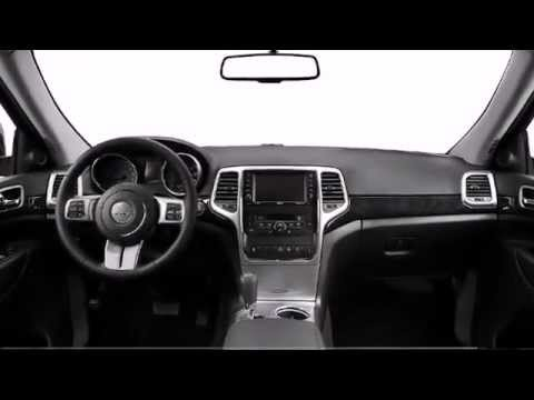 2013 Jeep Grand Cherokee Video