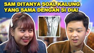 Download lagu SAM DITANYA SOAL KALUNG YANG SAMA DENGAN SI DIA!