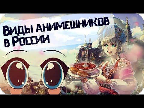 ВИДЫ АНИМЕШНИКОВ В РОССИИ - Другой взгляд (Жизнь в стиле аниме)