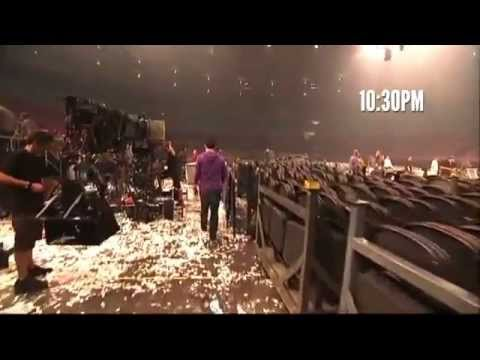 Justin Bieber: Never Say Never  (Day of the Concert)