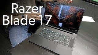 Razer Blade 17 refresh & Blade 15 updates
