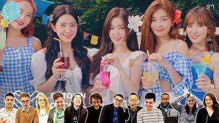 Classical Musicians React Red Velvet 39 Power Up 39