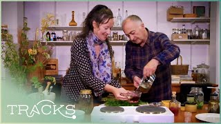 Mixing Medieval Potions on Dere Street | Full Episode | TRACKS