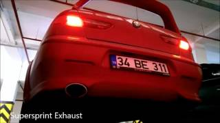 Alfa Romeo 156 Selespeed - Supersprint Exhaust