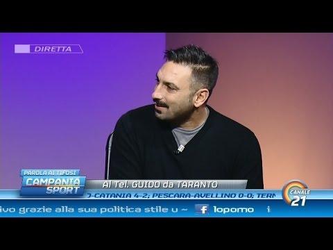 Campania Sport (parola ai tifosi) post Milan-Napoli 2-0 - Canale 21 14/12/14