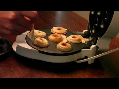 Mini Donut Factory from ThinkGeek
