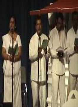 Wesak Bathi Gee Wheaton Temple 2008 song 7 Budu Hamuduruwo video