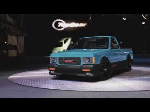 iAnthuny Forza 4 Dream Cars #2 1991 GMC Truck Syclone