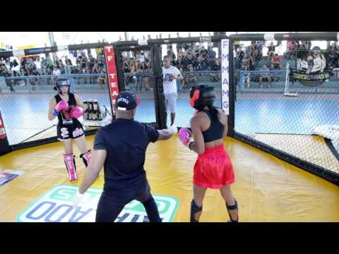 Camila vs Kenia - Champions Fight 6