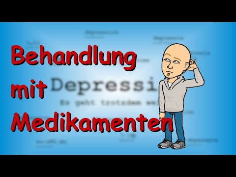 Depression - Vorstellung möglicher Medikamente