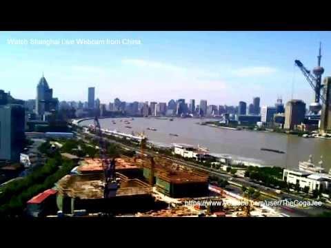 Shanghai China Beautiful View