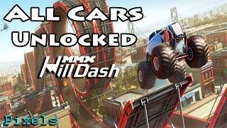 MMX Hill Dash — Off-Road Racing All Cars Unlocked