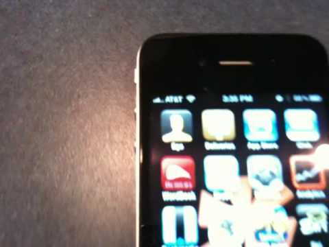 iPhone 4 Reception Issue with Holding the Phone