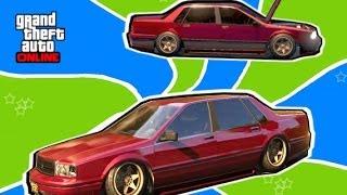 GTA 5 - Как занизить (опустить) автомобиль?Открыть Капот? ( lowride)