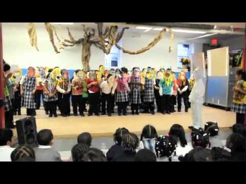 "Bronx Charter School for Excellence - ""Where The Wild Things Are"".m4v"