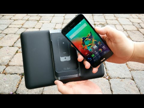 Asus PadFone X Review! (Shot in 4K with the Galaxy S5 LTE-A)