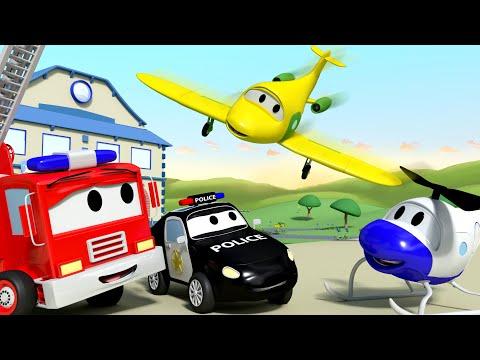 Patrol Policyjny - Penny Chce Wstąpić Do Patrolu - Miasto Samochodów