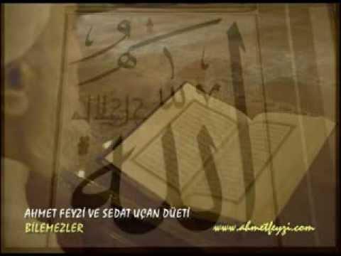 AHMET FEYZİ VE SEDAT UÇAN DÜETİ MÜZİKSİZ İLAHİ