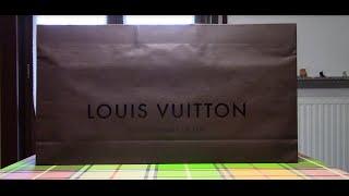LOUIS VUITTON UNBOXING (KEEPALL 55 MONOGRAM)