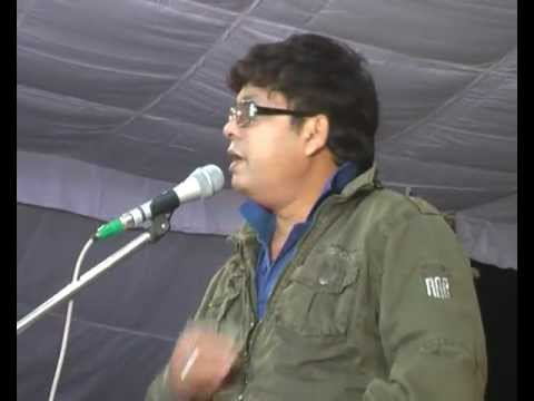 ALL INDIA MUSHAYARA IN TONK MAHOTSAV KALEEM SAMAR ALIGADI.wmv...