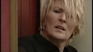 Eastenders - Carly finds a drunken Shirley on the floor