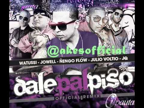 Dale Pal Piso Remix (no Official) 2012 Letra Dj Ak El Comienzo Vol1 video
