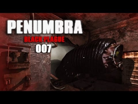 PENUMBRA: BLACK PLAGUE #007 - Der absolute Horror [Facecam] [HD+] | Let's Play Penumbra