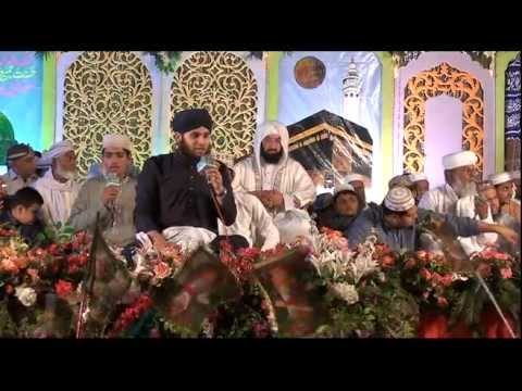ahmed raza qadri in the presence of mufakkir e islam