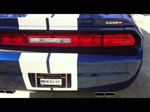 2011 Challenger SRT8 392 Inaugural Edition Walkaround