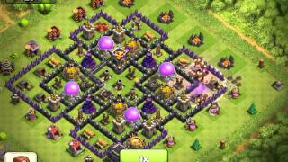 Clash of Clans Strong army FAILS