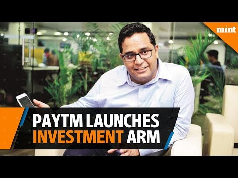 Paytm launches investment arm, Paytm Money Ltd