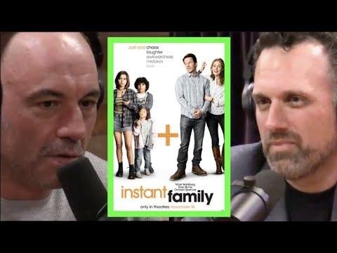 Joe Rogan - Instant Family Is Based On Sean Anders Life