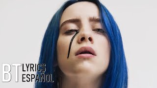 Billie Eilish - when the party's over (Lyrics + Español) Video Official