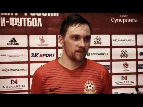 20 тур. Политех - Новая генерация. 3-1. Андрей Заболонков