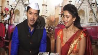 Shreyas Talpade Talks About His Upcoming Movie GOLMAAL 4 | Wah Taj Promotion