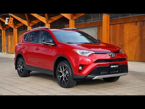 2016 Toyota RAV4 / Hybrid First Test Drive