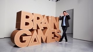 Brain games a tricky fear game