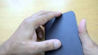 Review - Samsung Galaxy Note - Flip Case