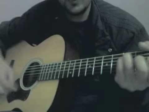 ye shaam mastani madhosh kiye jaaye - guitar
