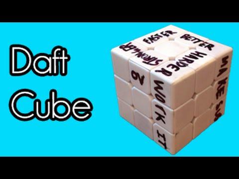 Daft Cube - Harder, Better, Faster, Stronger [ORIGINAL]