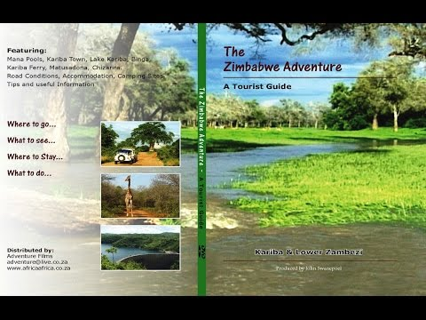 Self Drive Zimbabwe Free 4x4 Travel Guide.