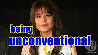 """Iza Calzado on being unconventional: """"I make no apology for the woman that I am."""""""