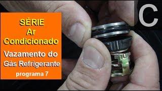 Dr CARRO Vazamento Gás do Ar Condicionado - 7/7