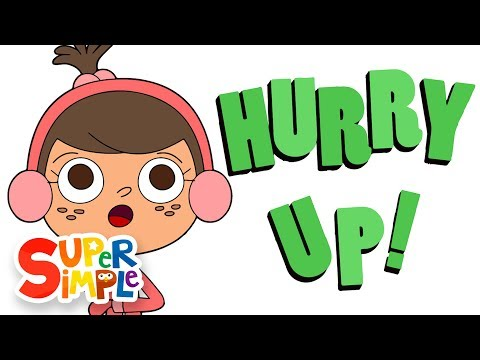 Put On Your Shoes | Clothing Song for Kids