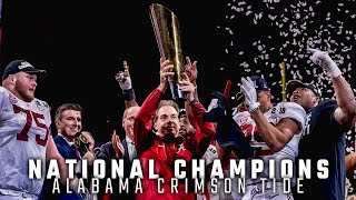 Why the 2017 national championship may be Nick Saban's greatest yet