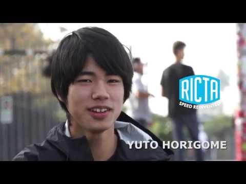 Ricta Wheels | Yuto Horigome | Slix