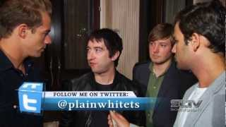 Plain White T's reveal the story behind their hit song