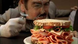 Hillshire Farms Hearty Slices TV Spot Commercial GO MEAT!