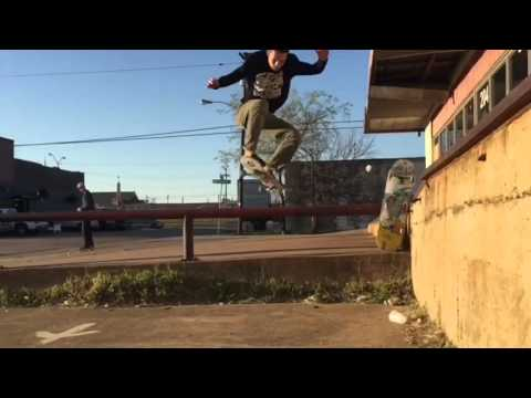 Welcome Webisode-5 Keegan McCutchen- Big Country